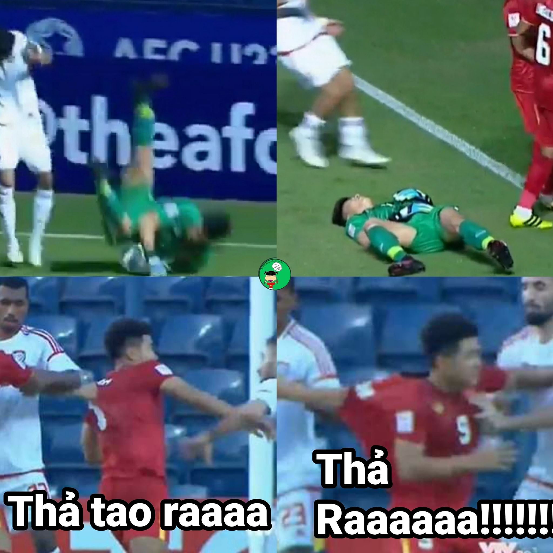 Khien U23 Jordan khoc thet, thu mon U23 Viet Nam sang nhat MXH-Hinh-6