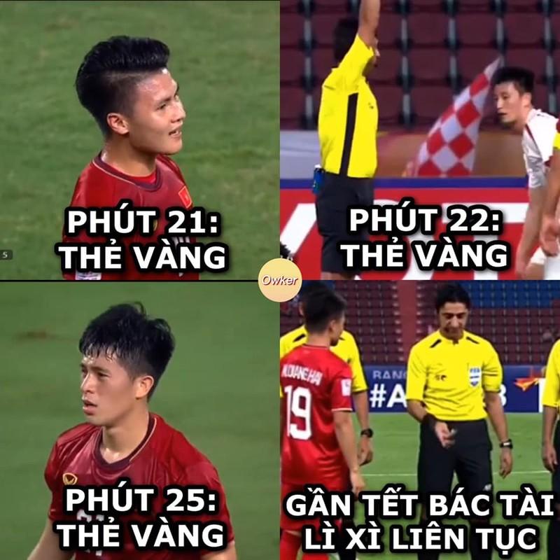 U23 Viet Nam bi loai, Bui Tien Dung lai tro thanh tam diem chi trich-Hinh-9