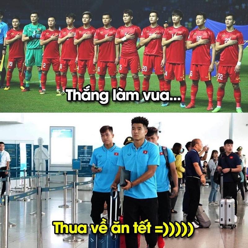 U23 Viet Nam bi loai, Bui Tien Dung lai tro thanh tam diem chi trich