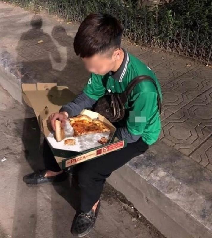 Dau long shipper bi bom hang, ngam ngui ngoi an pizza tren via he-Hinh-2