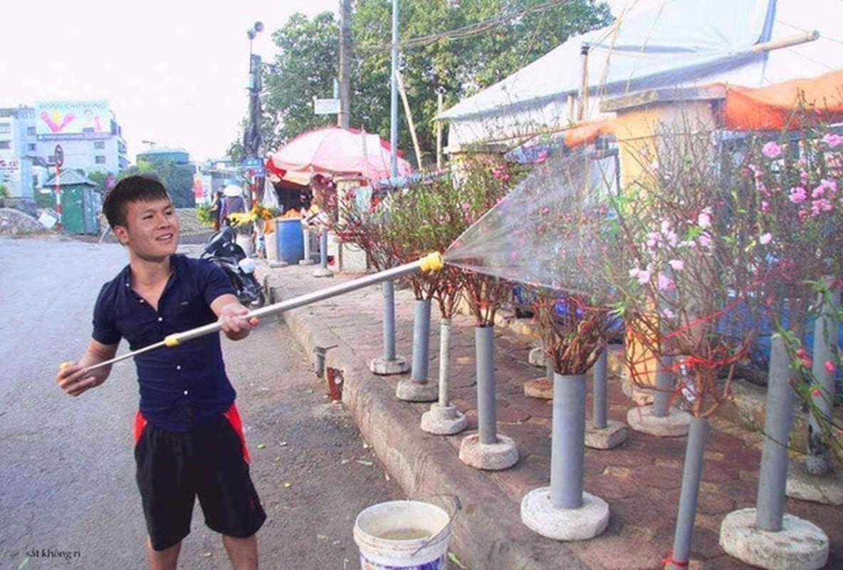 Vua ve, dan cau thu U23 Viet Nam da ru nhau di...ban dao Tet cuc hai-Hinh-8