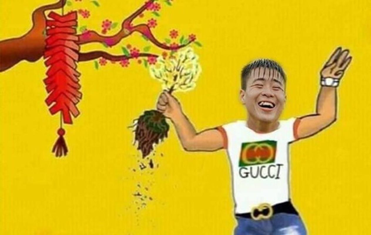 Vua ve, dan cau thu U23 Viet Nam da ru nhau di...ban dao Tet cuc hai-Hinh-9