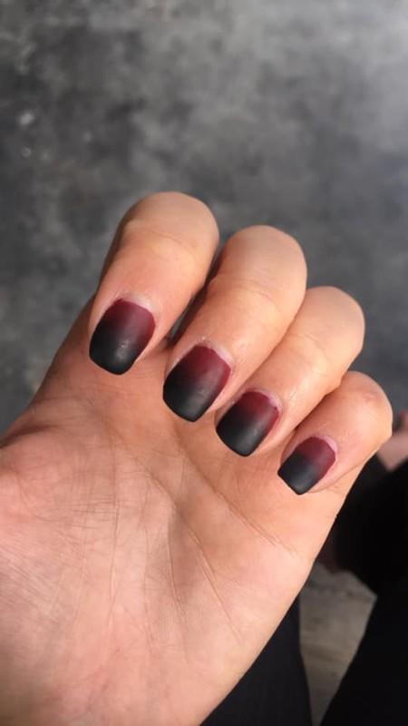 Hi hung lam nail don Tet, co gai nhan han cuoi nam-Hinh-8