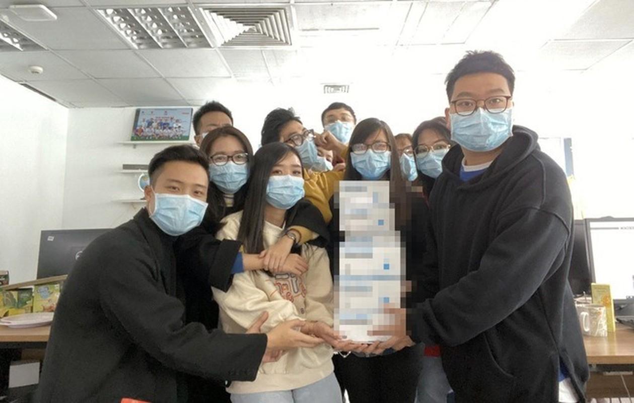 Li xi mua virus corona: Nguoi nguoi thi nhau khoe khau trang-Hinh-8