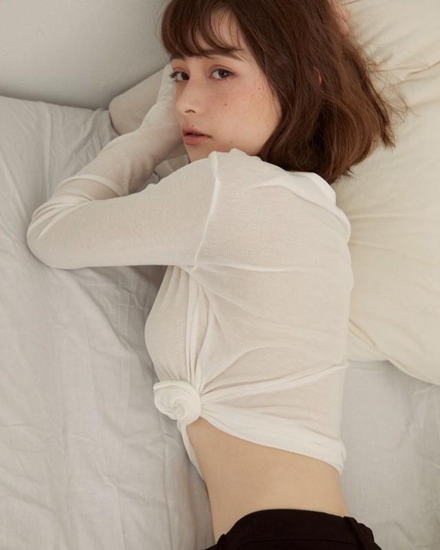 Hot girl Dai Loan xinh dep hon nguoi, nhin vao mat moi thay bat ngo-Hinh-2