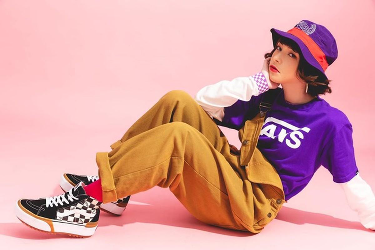 Hot girl Dai Loan xinh dep hon nguoi, nhin vao mat moi thay bat ngo-Hinh-7