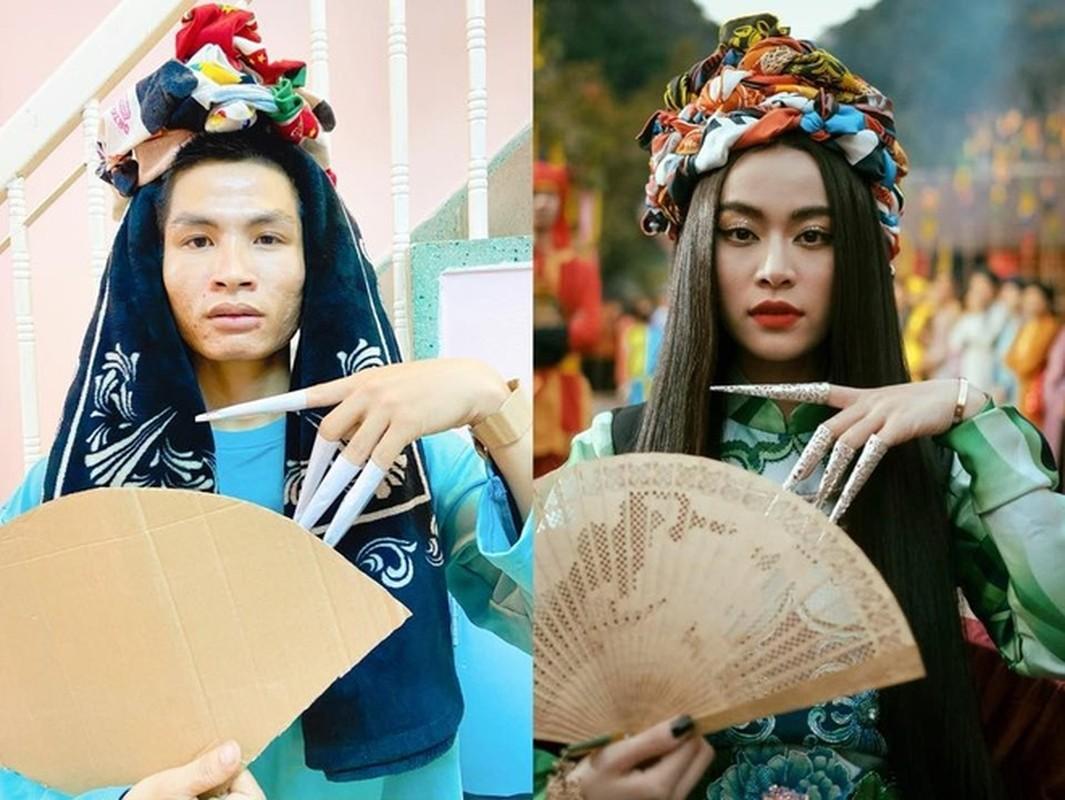 Khoc thet thanh cosplay that bai: tu Son Tung den Pham Huong chang ai ra hon-Hinh-5