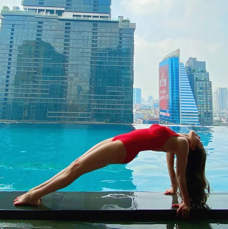 Giao vien yoga Han Quoc co body chuan nhung guong mat moi dang chu y-Hinh-4