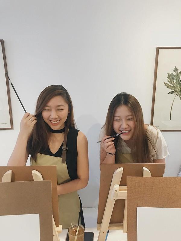 """Em chong Dong Nhi va dan """"giac ben Ngo"""" xinh dep, sang chanh-Hinh-4"""