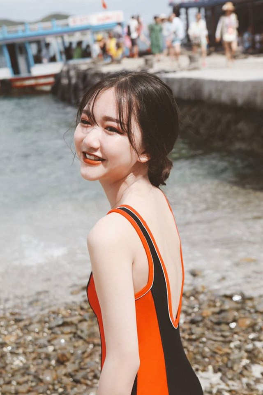 "Nu sinh Sai Gon tuoi 15 da ""tro ma"", xinh nhu hot girl Trung Quoc-Hinh-8"