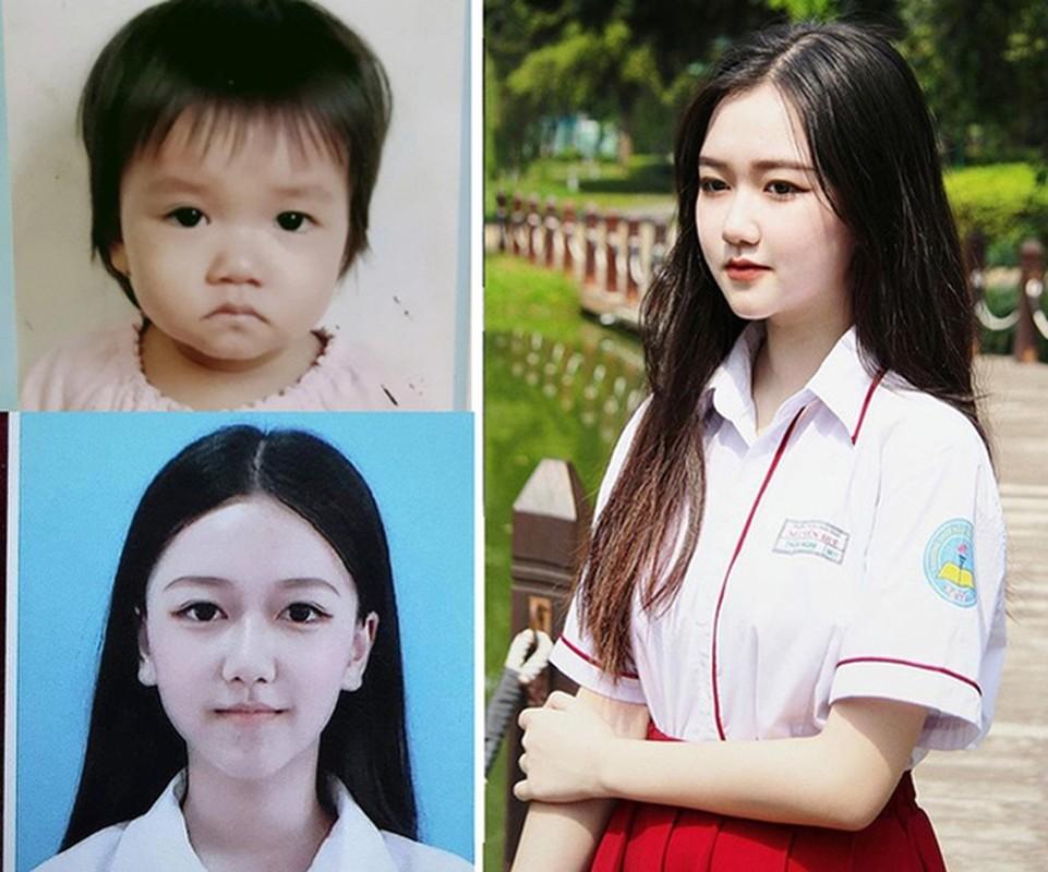 """Nu sinh Sai Gon tuoi 15 da """"tro ma"""", xinh nhu hot girl Trung Quoc"""