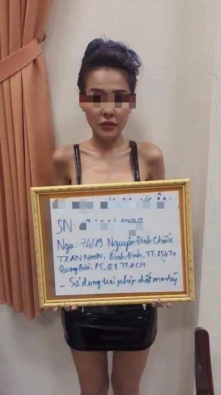 "Ngan 98 len tieng scandal ma tuy, dan mang dap lai: ""Oan Thi Mau""-Hinh-4"