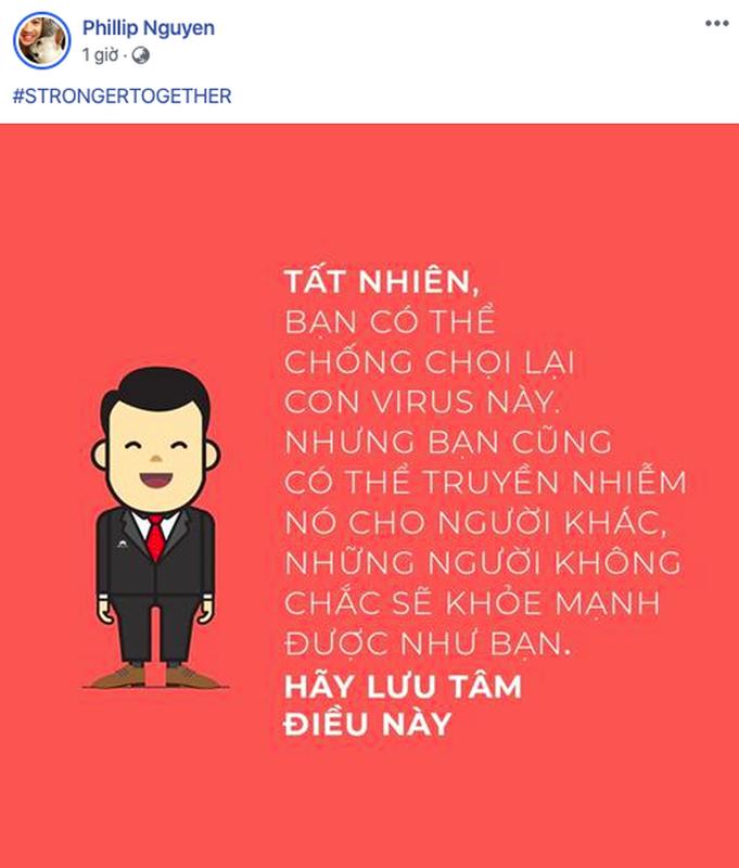 "Rich kid Tien Nguyen, chi chong Ha Tang biet ""lua"" thoi diem truyen nhiet chong Covid-19?-Hinh-3"