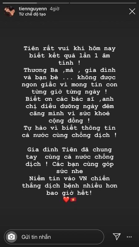 Rich kid Tien Nguyen am tinh voi Covid-19, se cung nha nuoc chung tay chong dich-Hinh-2