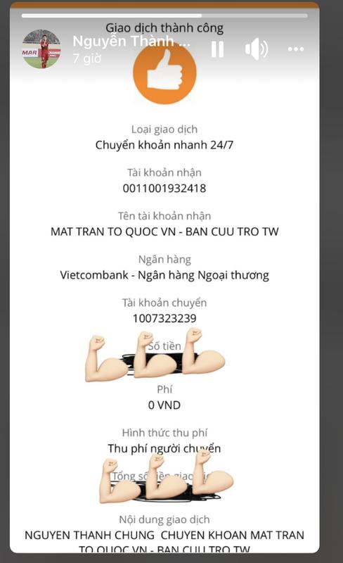 Dan cau thu doi tuyen Viet Nam chung tay cung To quoc day lui Covid-19-Hinh-6