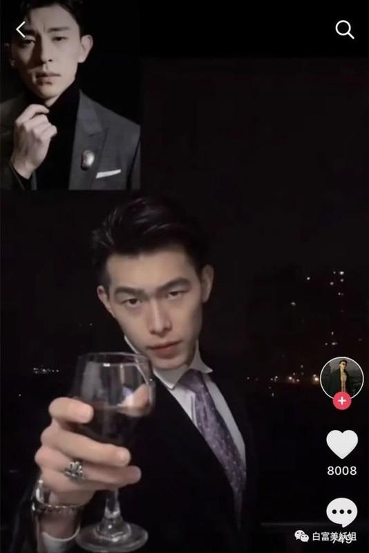 Vo tinh tat app lam dep, hot boy Trung Quoc khien fan