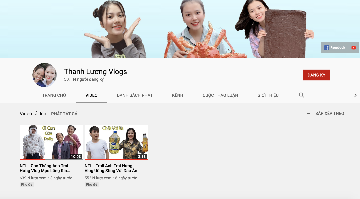 """Tap tanh theo chan me, con gai ba Tan Vlog an """"mua gach"""" sieu to khong lo-Hinh-6"""