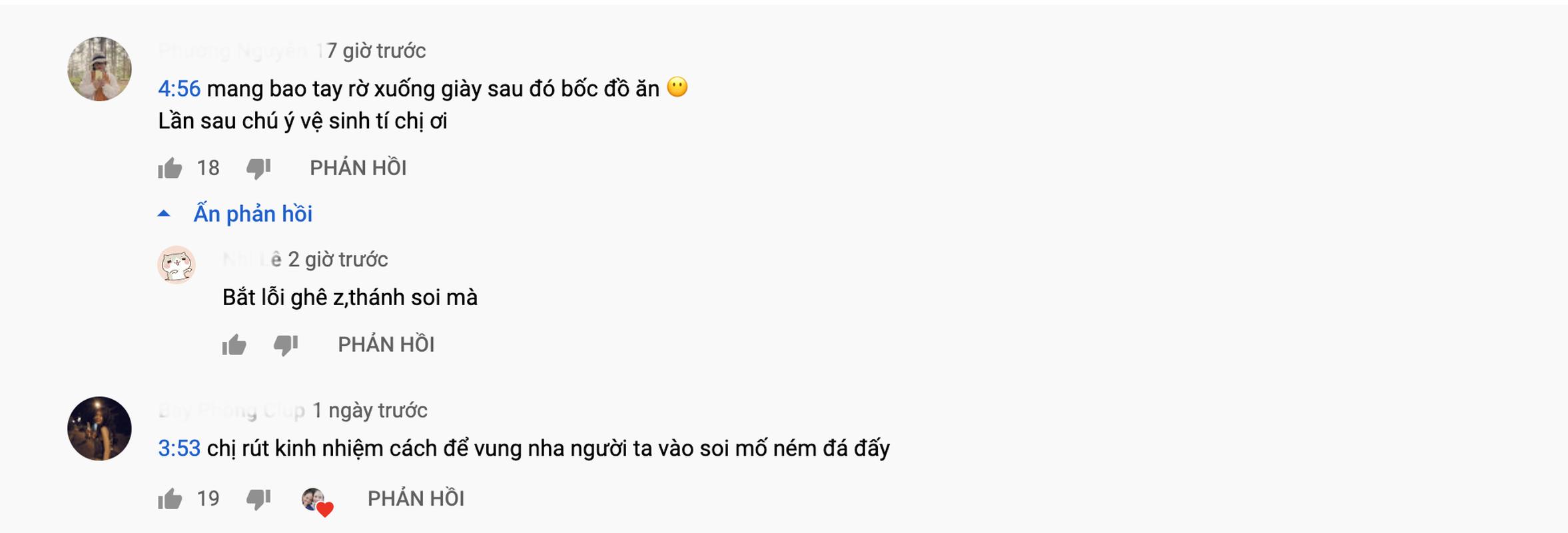 Vua ra kenh Youtube, con gai ba Tan Vlog bi boc phot mat ve sinh-Hinh-4