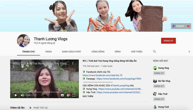 Vua ra kenh Youtube, con gai ba Tan Vlog bi boc phot mat ve sinh-Hinh-5