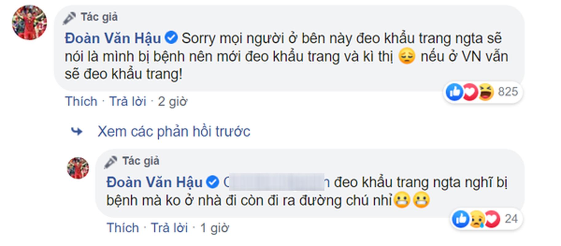 "Bi ""nem da"" vi khong deo khau trang, Doan Van Hau tiet lo ly do bat ngo-Hinh-3"