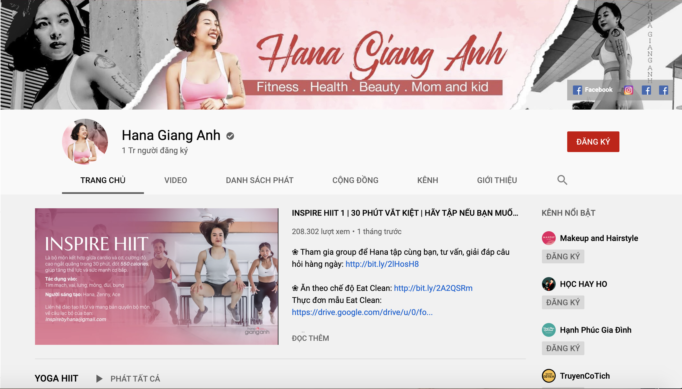 Soi kenh Youtube khung HLV gym bi don xen vao cuoc tinh Quang Dang - Thai Trinh?-Hinh-3