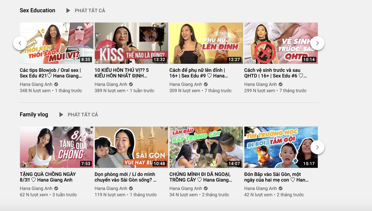 Soi kenh Youtube khung HLV gym bi don xen vao cuoc tinh Quang Dang - Thai Trinh?-Hinh-5