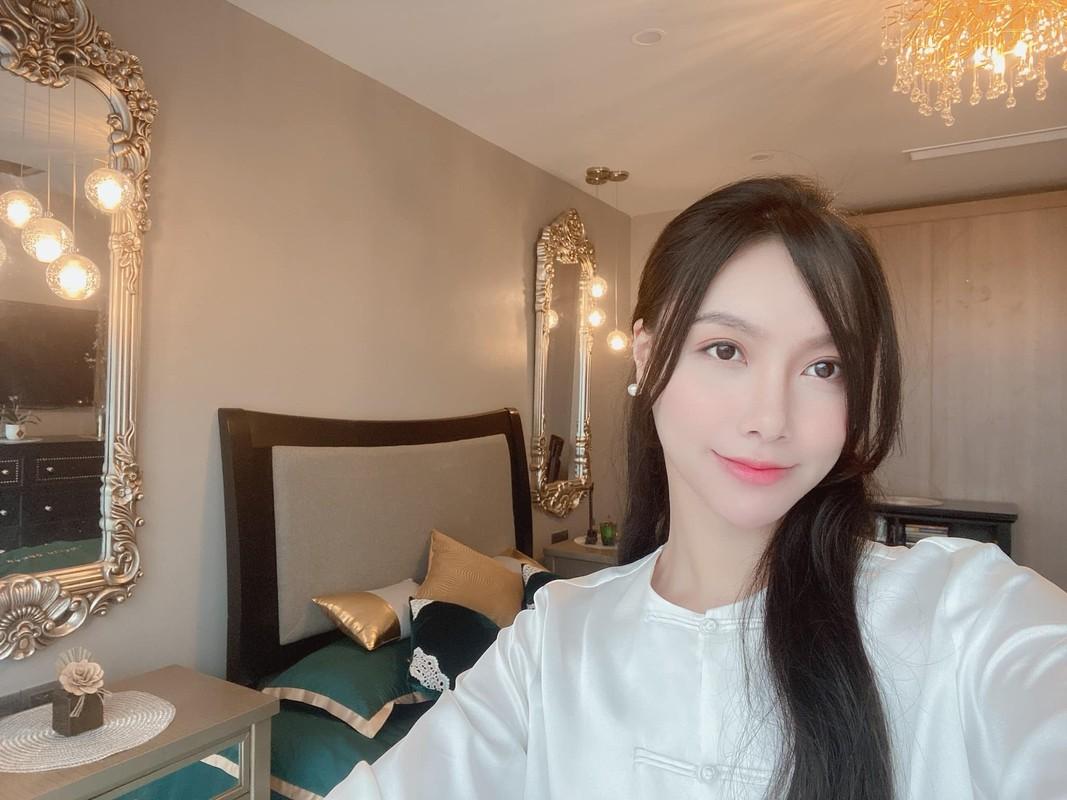"""Nhan sac xinh nhu bup be cua nu MC VTV tung dinh phot """"Tuesday""""-Hinh-8"""