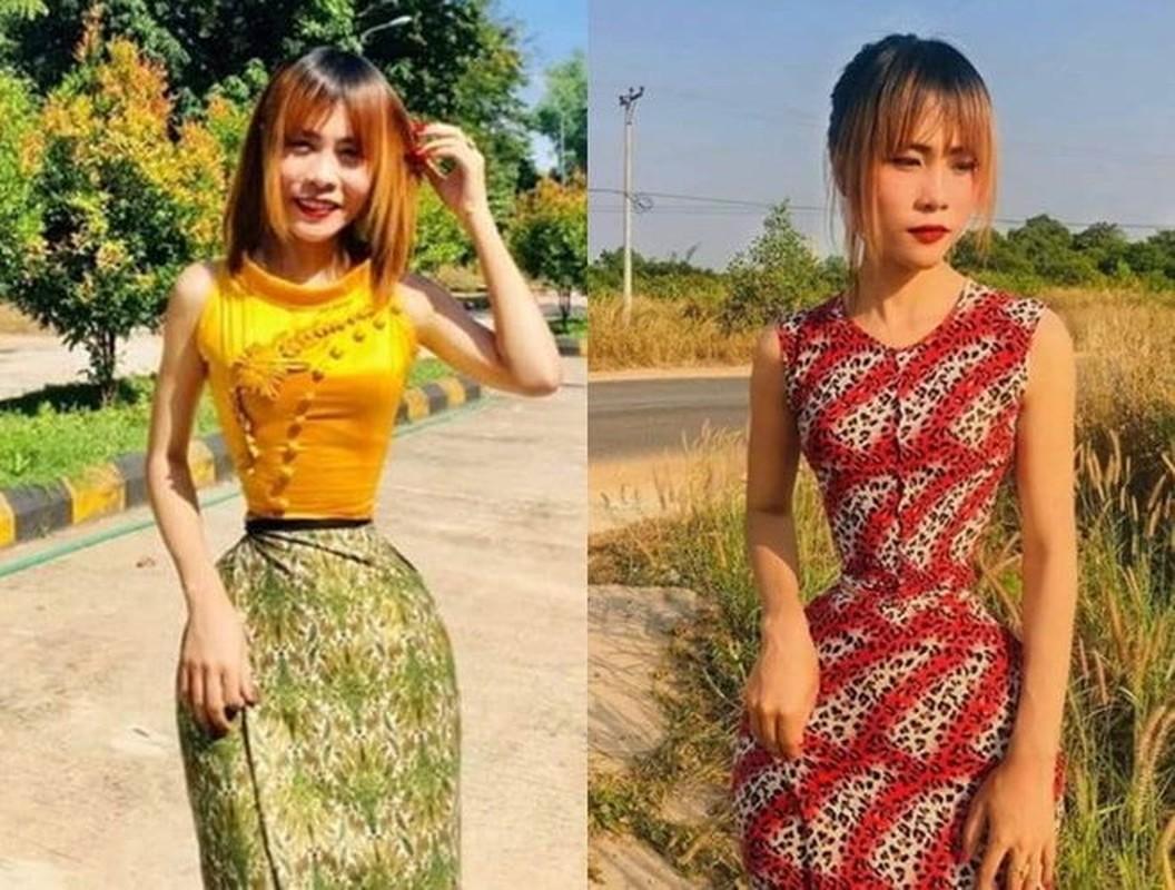 Khoe vong eo sieu thuc, co gai khien CDM dat nghi van  san pham cua photoshop-Hinh-6