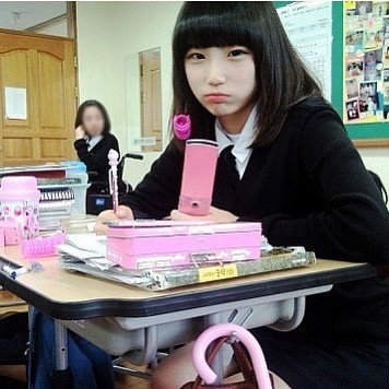 Hot girl Han Quoc lo anh chua phau thuat tham my khien dan mang khiep dam-Hinh-4