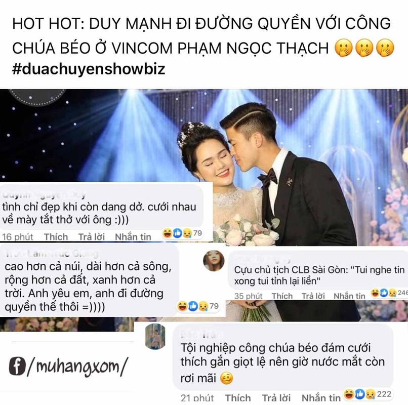 """Thuc hu chuyen Duy Manh """"di duong quyen"""" voi vo giua pho?"""