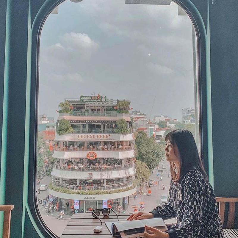 """""""Khung cua so than thanh"""", diem song ao moi cho gioi tre Ha Thanh"""