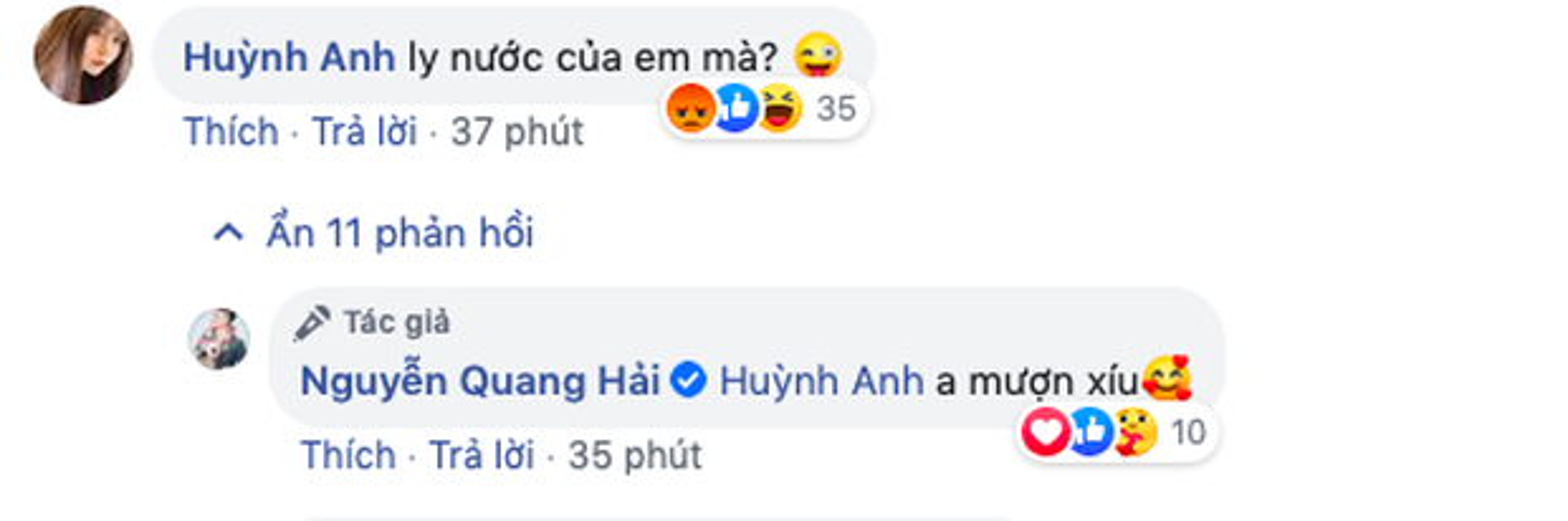 Quang Hai tha thinh ban gai tin don, Nhat Le co hanh dong la-Hinh-7