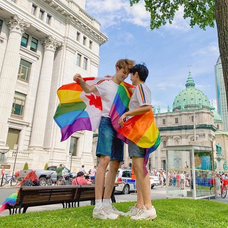 Chuyen tinh 5 nam cua hai chang trai Han Quoc, Canada-Hinh-5