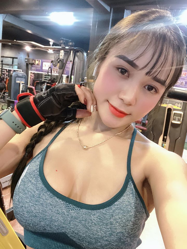 Nu gymer Thanh Hoa khoe body khien moi chang trai phai ghen ty-Hinh-7