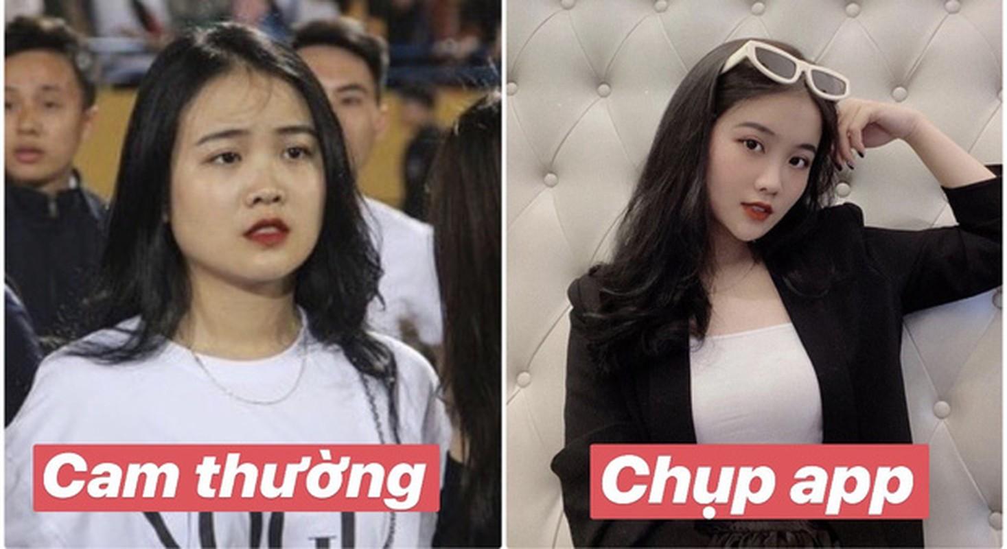 Cung len song truyen hinh, ban gai Phan Van Bieu van xinh bat chap-Hinh-9