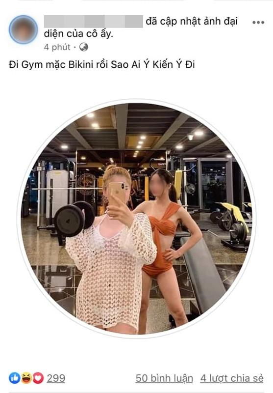 """Dien do nay toi phong gym, hai co gai bi """"nem da"""" du doi-Hinh-2"""