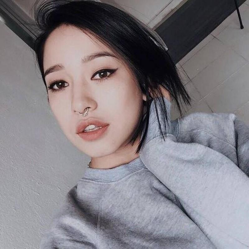 So huu toc ngan bong benh, dan hot girl Viet xinh het phan thien ha-Hinh-12