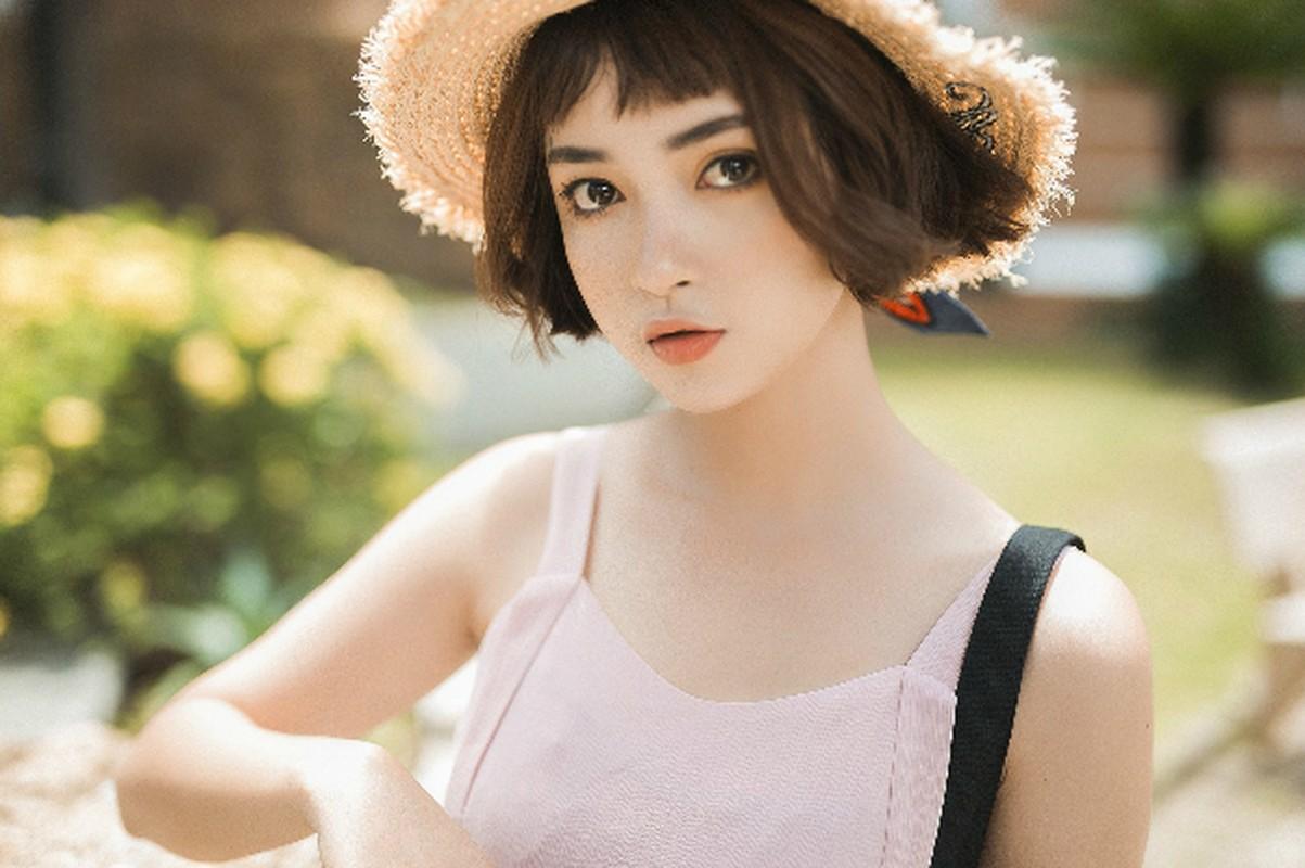 So huu toc ngan bong benh, dan hot girl Viet xinh het phan thien ha