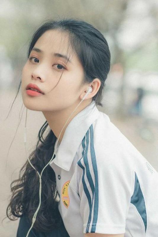 Dau can ho hang, hot girl Ngan hang dep hut hon vi dieu nay-Hinh-2
