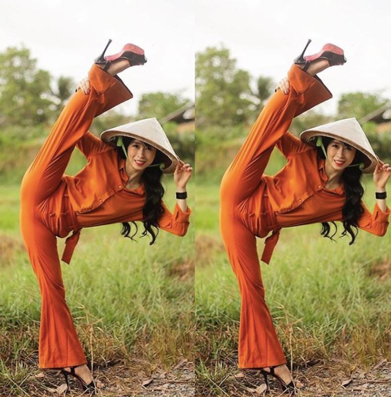Bi fan goi nham ten, hot girl Taekwondo len tieng chinh don-Hinh-5