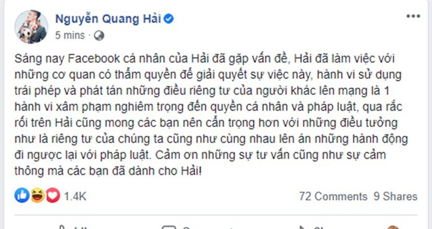 Quang Hai lo tin nhan nhay cam, ban gai co dong thai bat ngo-Hinh-4