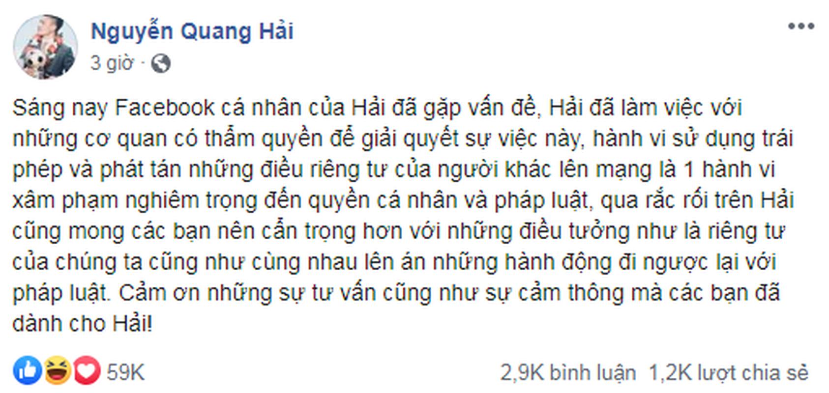Hot girl khien Quang Hai tuc gian trong tin nhan bi lo gio ra sao?-Hinh-2
