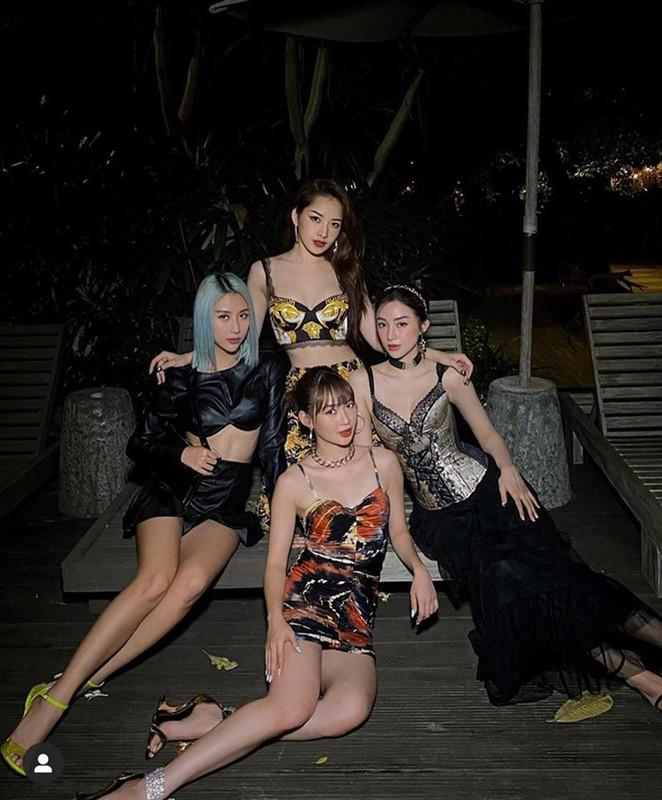 Chi Pu len tieng ve scandal chi em, Quynh Anh Shyn co dong thai la-Hinh-11