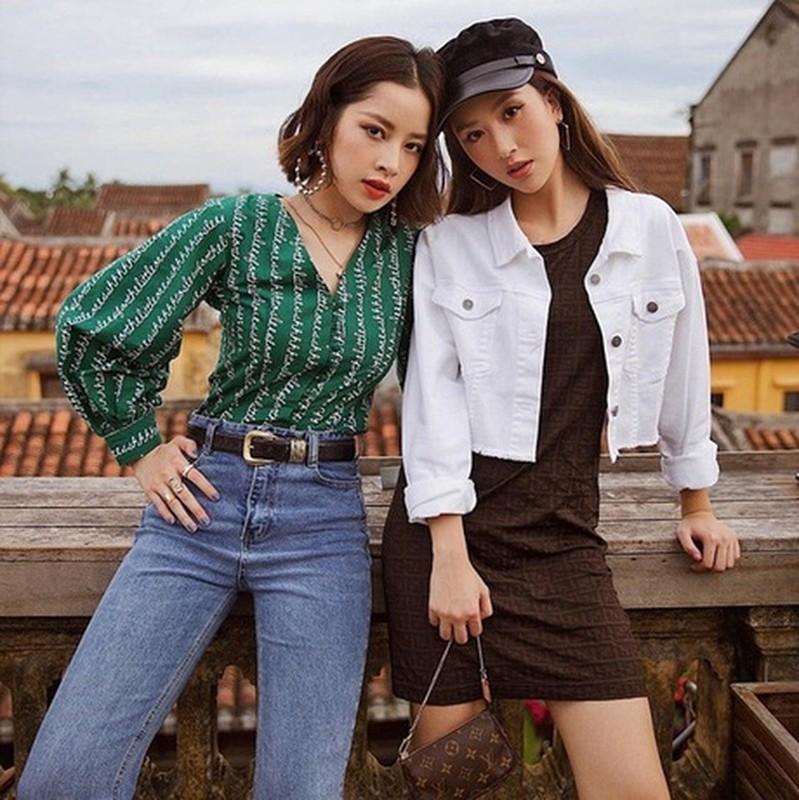Chi Pu len tieng ve scandal chi em, Quynh Anh Shyn co dong thai la-Hinh-2