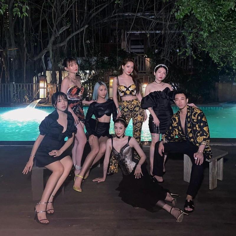 Chi Pu len tieng ve scandal chi em, Quynh Anh Shyn co dong thai la-Hinh-9