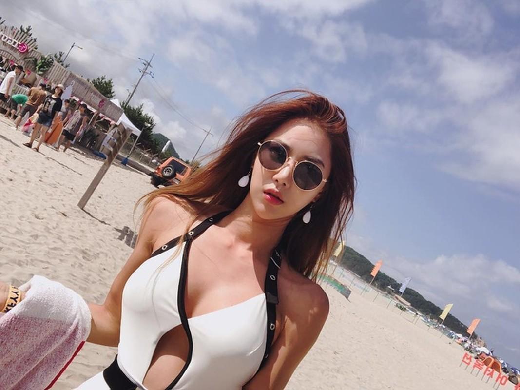 Chan nghe giao, hot girl Han Quoc lan san lam nguoi mau the hinh-Hinh-7
