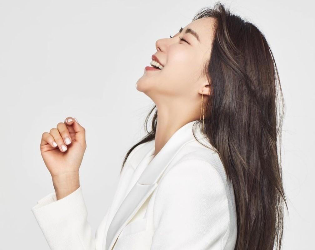 Chan nghe giao, hot girl Han Quoc lan san lam nguoi mau the hinh-Hinh-9