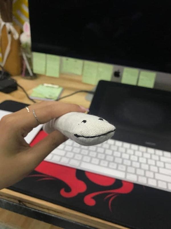 """Chi gai khoi nghiep ban thu bong, """"xau nhung co duyen"""" va cai ket-Hinh-3"""