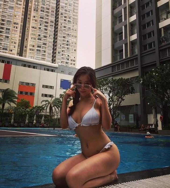 Ba vong chuan det, nu chinh trong MV rapper Binz lo danh tinh-Hinh-10