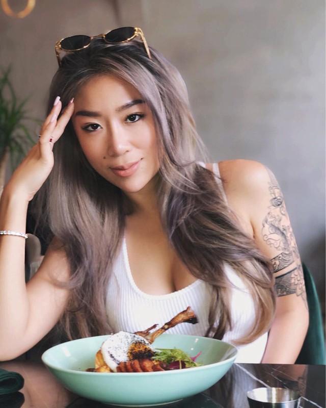 Ba vong chuan det, nu chinh trong MV rapper Binz lo danh tinh-Hinh-8
